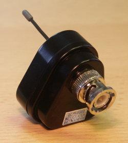 Bezdrátová kamerový vysílač - Video transmitter 2.4GHz 4-kanálový ... 526ade6dec